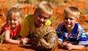 Tswalu Kalahari : Children at Tswalu