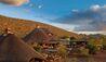 Tswalu Kalahari : Motse Exterior