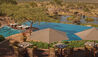 Four Seasons Safari Lodge, Serengeti : Terrace And Outdoor Pool With View Of Wildlife