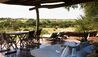 Singita Faru Faru Lodge : Suite Deck With Sun Loungers, Daybed And Dining Table