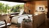 Singita Faru Faru Lodge : Suite Bedroom