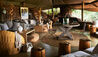 Singita Faru Faru Lodge : Main Lounge Area