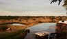 Singita Faru Faru Lodge : Suite Deck With Pool Overlooking The African Bush