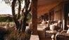 Singita Serengeti House : Outdoor Deck Area