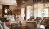 Singita Serengeti House : Main Lounge