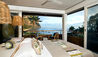 Capella Lodge : Lidgbird Pavilion Bedroom