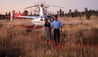 Longitude 131° : Helicopter Adventure Tour