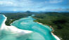 Qualia, Great Barrier Reef : Aerial View Of Great Barrier Reef