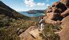 Saffire Freycinet, Tasmania : Wineglass Bay Lookout Walk
