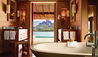 Four Seasons Resort Bora Bora : One Bedroom Otemanu Overwater Bungalow Suite Bathroom
