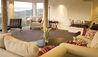 Acacia Cliffs Lodge : Lake View Suite Living Room