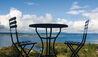 Acacia Cliffs Lodge : Suite Private Deck
