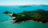 Eagles Nest : Aerial View Of Eagles Nest Peninsula