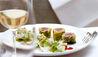Hotel DeBrett : Hotel DeBrett Cuisine