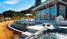 Matakauri Lodge : Outdoor Pool And Jacuzzi