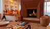 Matakauri Lodge : Main Lodge Upper Lounge