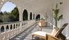 Otahuna Lodge : Verandah Suite Terrace