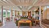 Wharekauhau Country Estate : Lounge Area
