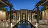 Mandarin Oriental, Marrakech : Mandarin Pool Villa Terrace