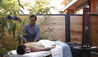 Bardessono : B Spa - Outdoor Massage