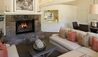 Meadowood Napa Valley : Hillside Terrace Suite Living Room
