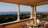 Two Bedroom Villa Terrace Breakfast with View