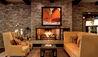 The Ritz-Carlton, Rancho Mirage : Fireplace Lounge