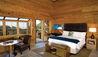Ventana Big Sur : Fireplace Guestroom
