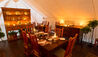 Clayoquot Wilderness Resort : The Dining Tent