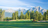 Fairmont Jasper Park Lodge : Golf Course
