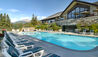 Fairmont Jasper Park Lodge : Outdoor Pool