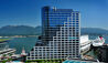 Fairmont Waterfront Hotel : Hotel Exterior