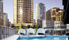 Shangri-La Hotel, Vancouver : Outdoor Pool And Hot Tub