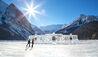 Fairmont Chateau Lake Louise : Ice Skating