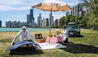 The Peninsula, Chicago : Picnic Setup in the Park