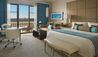 Golden Oak View Room