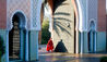 Royal Mansour Marrakech : Main Entrance
