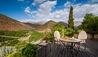 Kasbah Tamadot : Berber Tent Terrace