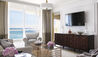 Acqualina Resort & Spa On The Beach : One Bedroom Ocean Front Suite