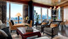 Mandarin Oriental, New York : Oriental Suite Living and Dining Room