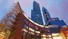 Mandarin Oriental, New York : Exterior View of Hotel Sky Scraper