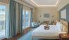 Regent Porto Montenegro : Penthouse Bedroom