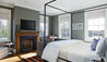 Topping Rose House : House King Guestroom