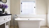 Topping Rose House : House Suite Soaking Tub