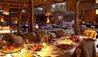 Awasi Hotel : Lounge And Dining Area