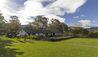 Hacienda Zuleta : Horses Being Led Through Hotel Grounds