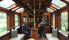Hiram Bingham, A Belmond Train, Machu Picchu : On Board Entertainment