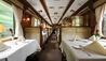 Train Dining Cabin