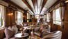 Belmond Hiram Bingham Train : Lounge Cabin