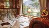 Belmond Hiram Bingham Train : Train Dining Cabin